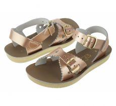 Lasten sandaalit-RoseGold-Sweetheart SaltWater