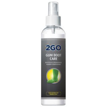 Kumisaappaiden hoitoaine-2GO Gum boot care