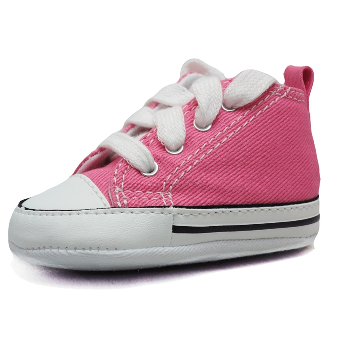 Vauvatossut -pink- Converse® First Star - PikkuJalat 0b3e49bfc5