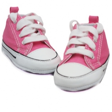 Vauvatossut  -pink- Converse® First Star