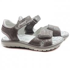Tyttöjen sandaalit -beige metal- Primigi