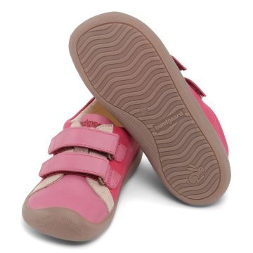 Lasten nahkatennarit -pink- Walker Bundgaard