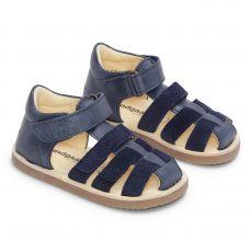 Lasten sandaalit -sininen -Sebastian Bundgaard