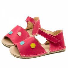Lasten sandaalit - Coral Coral Pink- Zeazoo