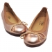 Tyttöjen ballerinakengät -peach- Petit by Sofie Schnoor