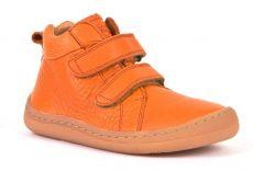 Lasten paljasjalkanilkkurit-oranssi-Froddo