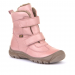 Tex-talvikengät- tarrat -roosa-Froddo