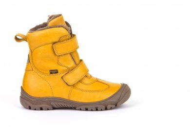 Tex-talvikengät- tarrat -keltainen-Froddo