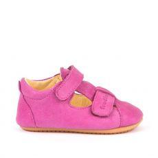 Lasten pre-walker tossut/sandaalit-fuksia-Froddo