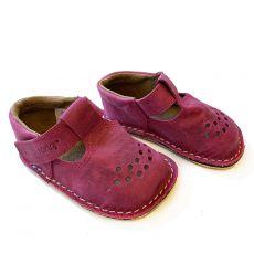 Lasten ohutpohjaiset kengät- fuksia - Lusti OmaKing