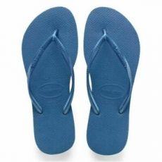 Flip flopit Slim-Blue Steel -Havaianas