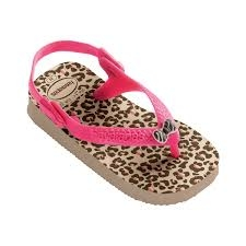 Baby Chic flip flopit-Havaianas