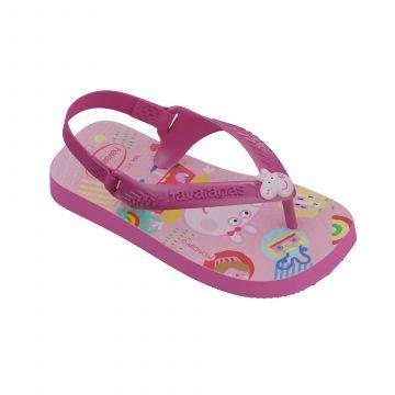 Baby flip flopit -pink- Pipsa Possu Havaianas