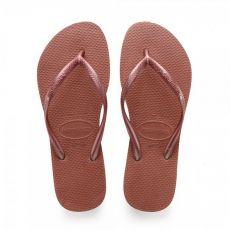 Flip flopit Slim-Bronze Nude -Havaianas