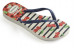 Lasten flip flopit Kids Slim fashion-Havaianas