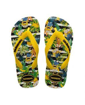Lasten flip flopit Kids Minions-citrus -Havaianas