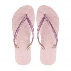 Flip flopit Slim Glitter Ballet -Havaianas
