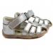 Pikkulasten sandaalit -hopea- RAP