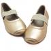 Sisätossut tytölle -ballerina-kulta- Bisgaard