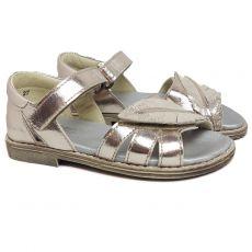 Tyttöjen sandaalit -sulka/champagne-RAP