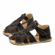 Lasten sandaalit - MARLIN - grey- Zeazoo