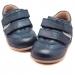 Ensiaskelkengät tarroilla tähti-blue- Bisgaard