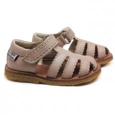 Tyttöjen sandaalit-nude-Sofie Schnoor
