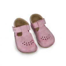 Lasten ohutpohjaiset kengät  - roosa - Lusti OmaKing