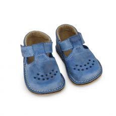 Lasten ohutpohjaiset kengät- sininen - Lusti OmaKing