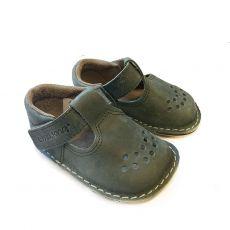 Lasten ohutpohjaiset kengät- vihreä - Lusti OmaKing