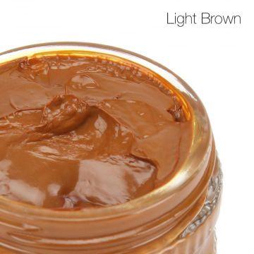 Kenkävoide Light brown - Pedag