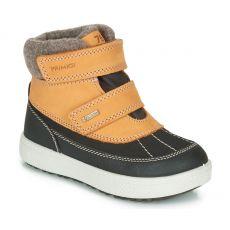 Lämminvuoriset Goretex kengät-keltainen-Primigi