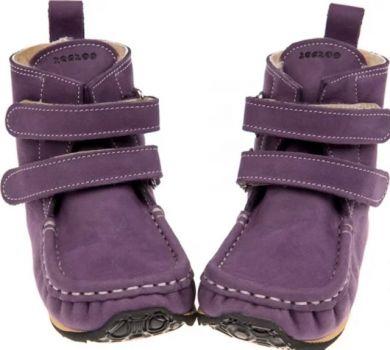 Lasten paljasjalkakengät  -purple - YETI  Zeazoo