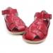 Lasten sandaalit-punainen- Shark SaltWater