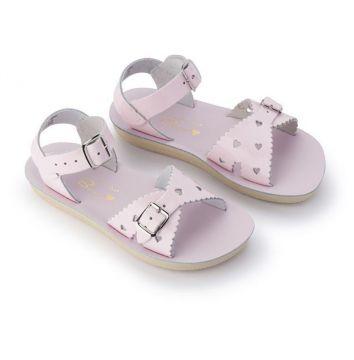 Lasten sandaalit-Pink-Sweetheart SaltWater