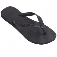 Mustat flip flopit Top Black-nuoret/naiset/miehet-Havaianas