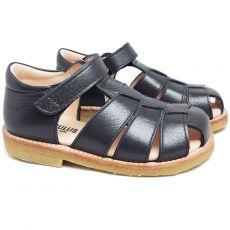 Lasten sandaalit-tummansininen- ANGULUS