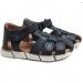 Poikien sandaalit -sininen- Bisgaard