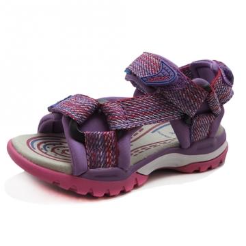 Tyttöjen sandaalit-fuchsia-Borealis-Geox